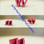 آموزش تصویری ساخت یک متن لرزان در سینما 4 بعدی Wobbly Text in Cinema 4D