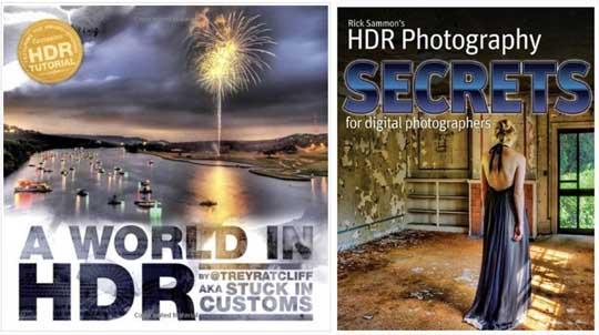 دانلود کتاب آموزش رازهای عکاسی HDR برای عکاسان