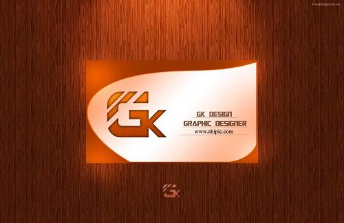 دانلود طرح لایه باز کارت ویزیت حرفه ای شماره 46