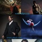 دانلود تصاویر استوک مدل و ژست فشن Fashion People Stock Photo