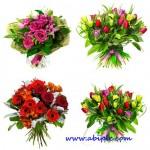 دانلود تصاویر شاتر استوک دسته گل سری 2 Stock Photo – Flowers Bouquet