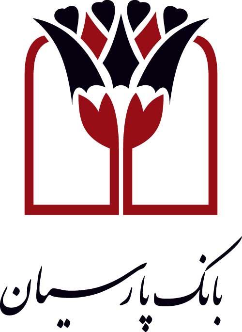 دانلود طرح وکتور لوگو بانک پارسیان