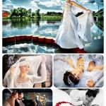 دانلود نمونه عکس های ژست و فیگور عروس و داماد