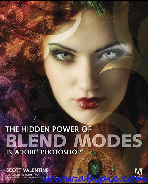 دانلود کتاب آموزش حالتهای ترکیب در فتوشاپ The Hidden Power of Blend Modes