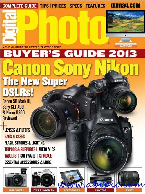 دانلود مجله عکاسی Digital Photo شماره November 2012