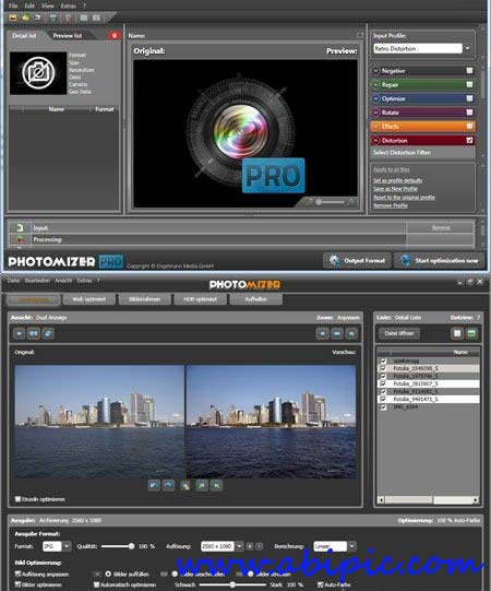 دانلود نرم افزار ویرایش و بهینه سازی عکس Photomizer Pro 2.0.12.914