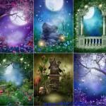 دانلود تصاویر استوک فانتزی و جادویی سری 2 Magic Illustrations Stock photo