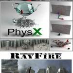 دانلود پلاگین تری دی مکس RayFire 1.59 Plugin for 3ds Max