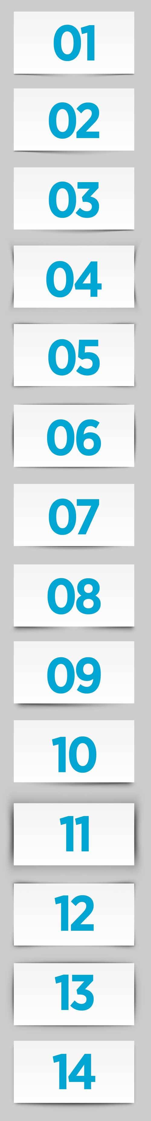دانلود طرح لایه باز و اکشن افکت لبه و کناره طراحی Drop Shadows Generator