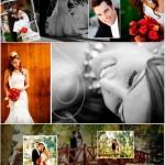 دانلود فون لایه باز PSD آلبوم عروس و داماد شماره 8