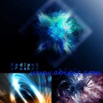 دانلود براش فراکتال فتوشاپ سری 2 Fractal Photoshop Brushes
