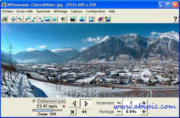 دانلود نرم افزار ساخت تصاویر پارانوما WPanorama 10.0.2