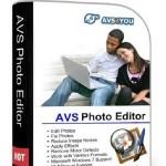 دانلود نرم افزار ویرایشگر عکس AVS Photo Editor 2.0.7.126