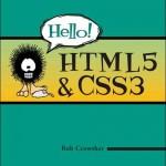 دانلود کتاب آموزش Hello! HTML5 & CSS3