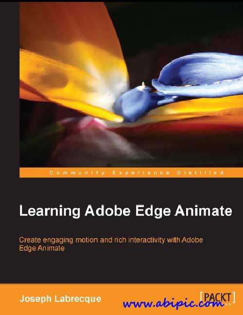دانلود کتاب آموزش کامل نرم افزار Adobe Edge Animate
