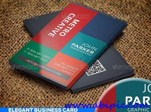دانلود کارت ویزیت خلاقانه شماره 3 Creative Business Cards
