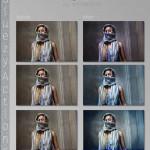 دانلود اکشن فتوشاپ Bluezy Photoshop Actions