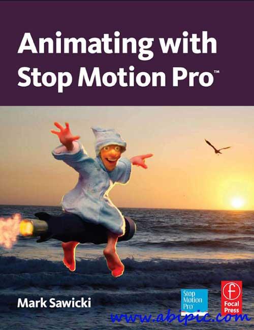 دانلود کتاب آموزش انیمیشن سازی با Stop Motion Pro