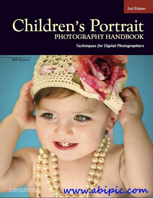 کتاب آموزش عکاسی پرتره Children's Portrait Photography Handbook