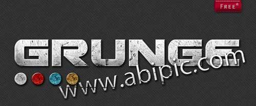 دانلود استایل فتوشاپ گرانج Grunge Styles for Photoshop