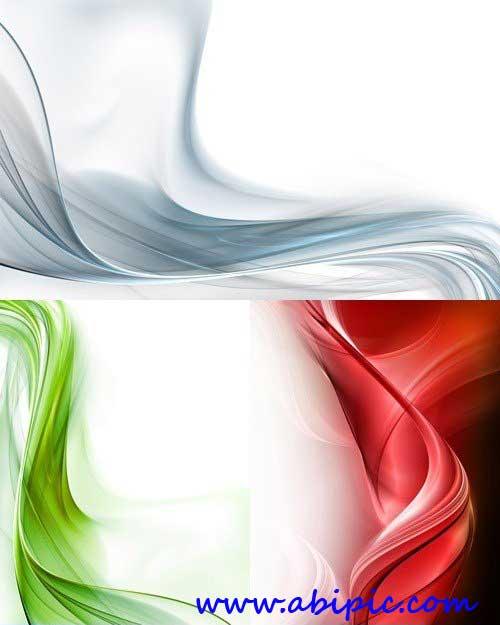 دانلود پس زمینه های آبسترکت با کیفیت بسیار بالا abstract backgrounds light HQ