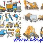 دانلود طرح وکتور وسایل و ابزار مهندسی و تعمیر و نگهداری