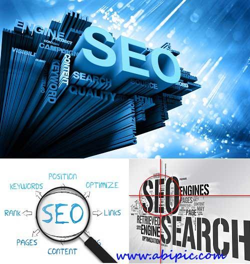 دانلود عکس استوک بهینه سازی سایت (سئو) Search engine optimization
