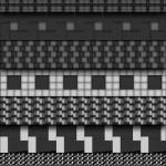 دانلود 9 پترن فتوشاپ خاکستری Gray Photoshop Patterns