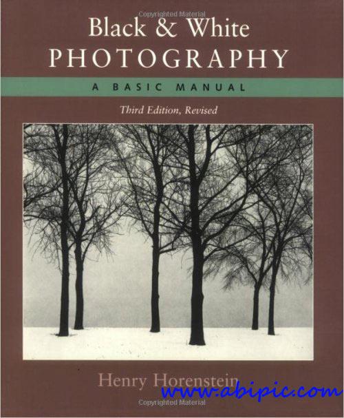دانلود کتاب آموزش عکاسی سیاه و سفید Black and White Photography