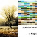 دانلود پک گرادینت های منظره برای فتوشاپ Landscape Photoshop Gradients