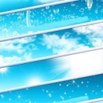 دانلود براش شبیه سازی آب و هوا Weather Photoshop Bruhses