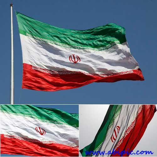دانلود تصاویر استوک پرچم ایران