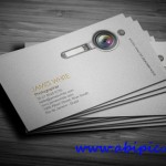 دانلود کارت ویزیت عکاسی شماره 3 Photographer Business Card