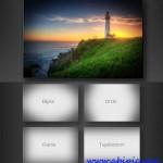 دانلود اکشن 20 افکت زیبای عکس Vignette Generator Photoshop Actions