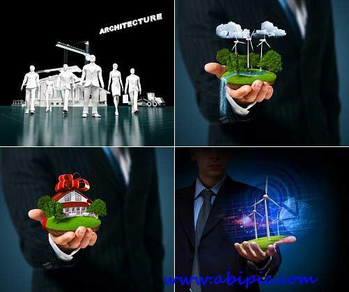 دانلود تصاویر استوک معمار و معماری Stock photo architecture