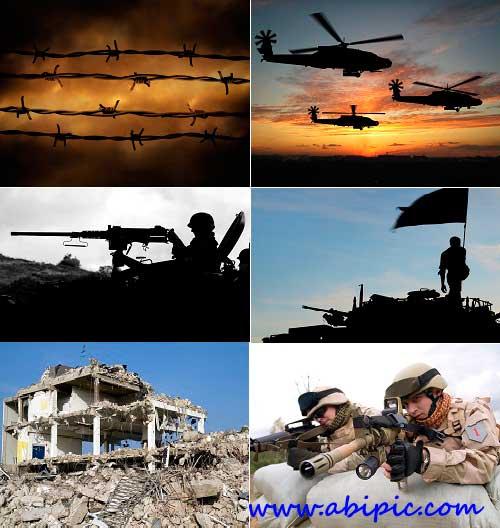 دانلود تصاویر استوک با موضوع جنگ Stock Photos - War