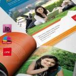 دانلود بروشور آماده ایندیزاین Achievements InDesign Brochure