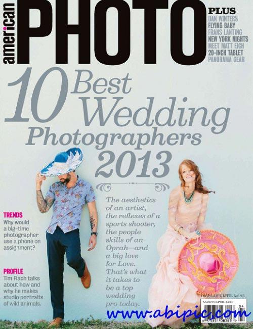 دانلود مجله عکاسی American Photo - March April 2013