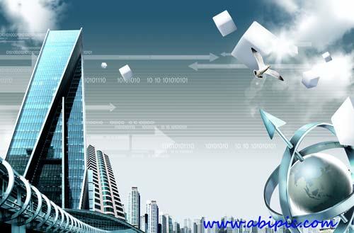 دانلود سورس فتوشاپ تجاری New Business Source Psd for Photoshop