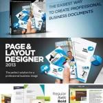 نرم افزار طراحی تصاویر تبلیغاتی MAGIX Page Layout Designer 2013 8.1.4.24911