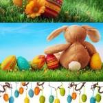 دانلود تصاویر تخم مرغ رنگی برای عید نوروز شماره 2 Stock Photos – Easter Egg