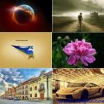 دانلود مجموعه بهترین والپیپرهای سایت آبی گرافیک سری 3