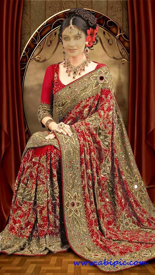 عکس لباس هندی