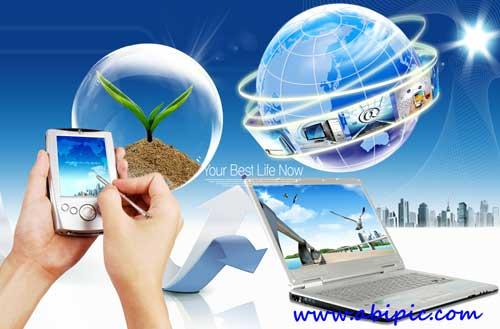 دانلود سورس فتوشاپ تجاری شماره 2 New Business Source Psd for Photoshop