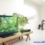دانلو فایل سورس فتوشاپ تلوزیون های 3 بعدی 3D TV – PSD Source