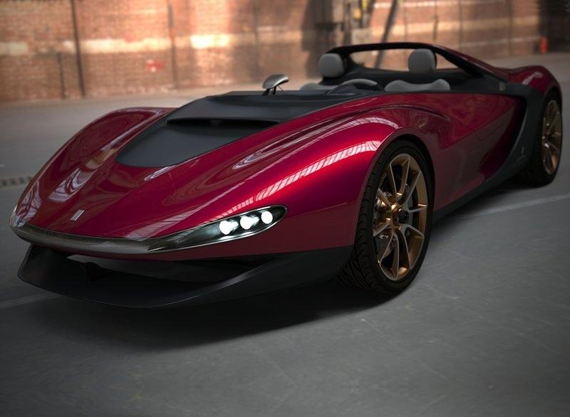 Ferrari Sergio Concept 2013