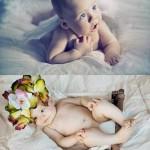 دانلود عکس استوک کودک شماره 3 Little Baby Stock Photo