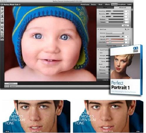 دانلود پلاگین روتوش فتوشاپ OnOne Perfect Portrait Premium Edition 2.0.1