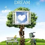 دانلود سورس لایه باز فتوشاپ به نام رویای بهاری PSD Source Spring Dream
