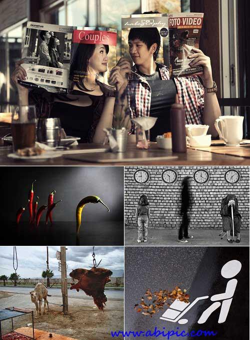 دانلود مجموعه ای عکس های مفهوم شماره 1 Photo Gallery - Conceptual